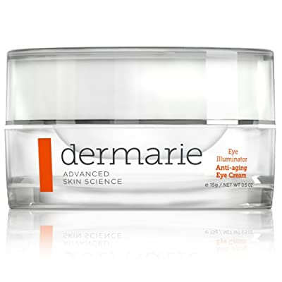 Best Cheap Deal for Dermarie Illuminator Anti-aging Eye Cream for Fine Lines & Wrinkles, 0.5 oz. / 15 g by Hopkins Blake, LLC - Free 2 Day Shipping Available