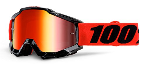 100-Kids-Crossbrille-The-Accuri-Inferno-Rot-verspiegelt