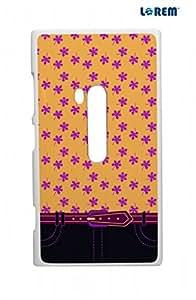 Lorem Back Cover For Nokia Lumia 920 -Multicolor-L14590