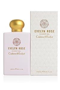 Crabtree & Evelyn Evelyn Rose Bath and Shower Gel, 250ml