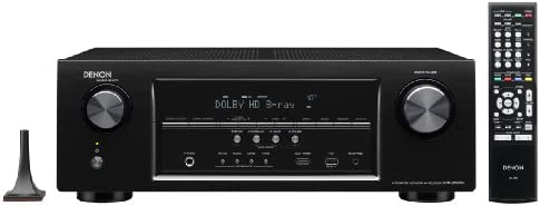 Denon AVR-S700W 7.2-Channel Network A/V Receiver with Bluetooth and Wi-Fi