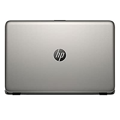 HP 15-AF138AU 15.6-inch Laptop (A6-5200/4GB/500GB/DOS/Integrated Graphics), Turbo Silver