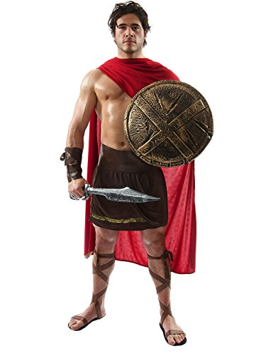 Spartan Warrior Costume - Extra Large