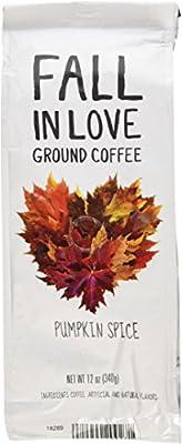 1 X Fall In Love Ground Coffee - Pumpkin Spice 12 oz.