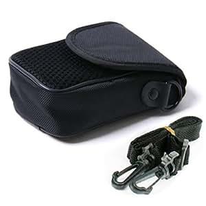 HDE Universal Black Camera Case for Panasonic Lumix