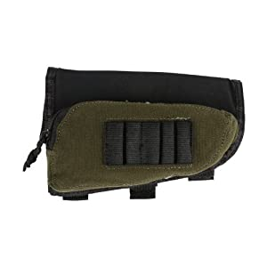 Allen Company Buttstock Shell Holder and Pouch