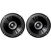 "SoundBoss 6"" Dual Performance Auditor 250W MAX B1615 Coaxial Car Speaker"