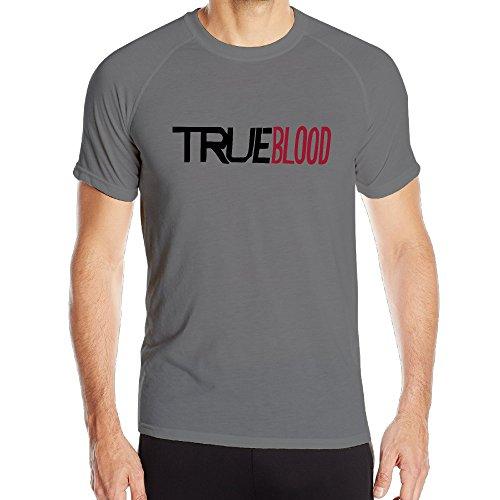 Running Cool Polyester Man's True Blood Small T Shirt