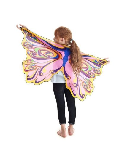Douglas Toys Childrens' Rainbow Fairy Dreamy Dress-up Costume - Xsmall