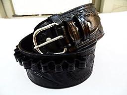 Western Cowboy Gun Belt - 38\
