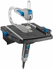 Dremel  Moto-Saw MS20-1/5 F013MS20JA 2in1 Dekupiersäge/Elektrische Laubsäge (70 Watt), 1 Vorsatzgerät, 5 Zubehöre