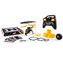 Air Hogs, Mission Alpha Ultimate Mission RC Helicopter - Black
