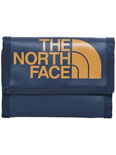 North Face Base Camp Portafoglio, Blu (Urbnnvy/Citrnyw), Taglia Unica