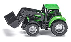 Bburago Siku 1043 DEUTZ-FAHR Tractor with Front Loader