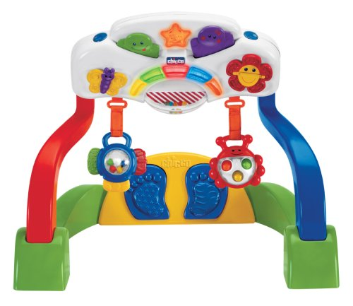 Chicco Duo Gym Activity Center front-908677
