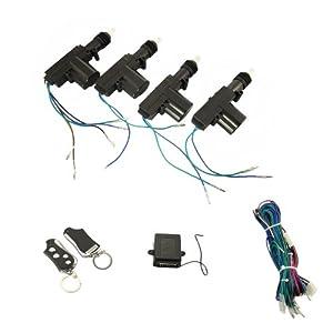 Amazon.com: TabStore DBPower® 4 Doors Central Power Automatic Door