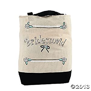 Bridesmaid Tote Bag - Bridesmaids Gift