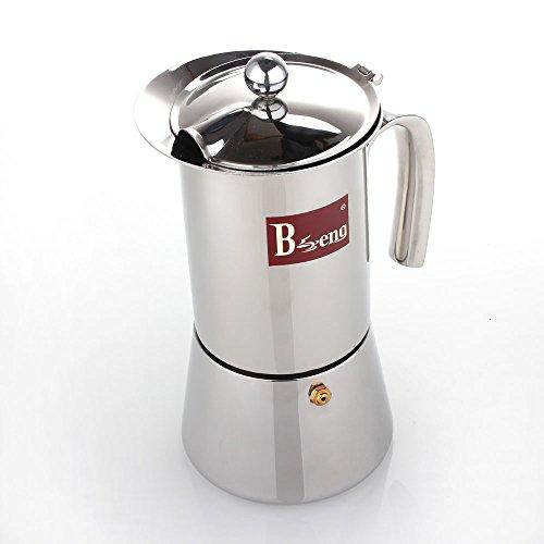 Stainless Moka Pot front-633985