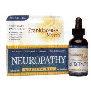 Neuropathy Rubbing Oil, 2 oz ( Multi-Pack)
