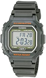 CASIO Alarm Chronograph F-108 Illuminator Digital Watch F-108WH