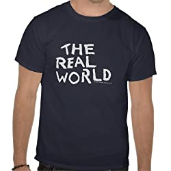 The Real World: Classic Logo Tee - Unisex