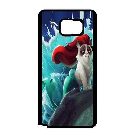 [Samsung Galaxy Note 7 Anti Slip Casing for Grumpy Cat] (Night Fury Costume For Cat)