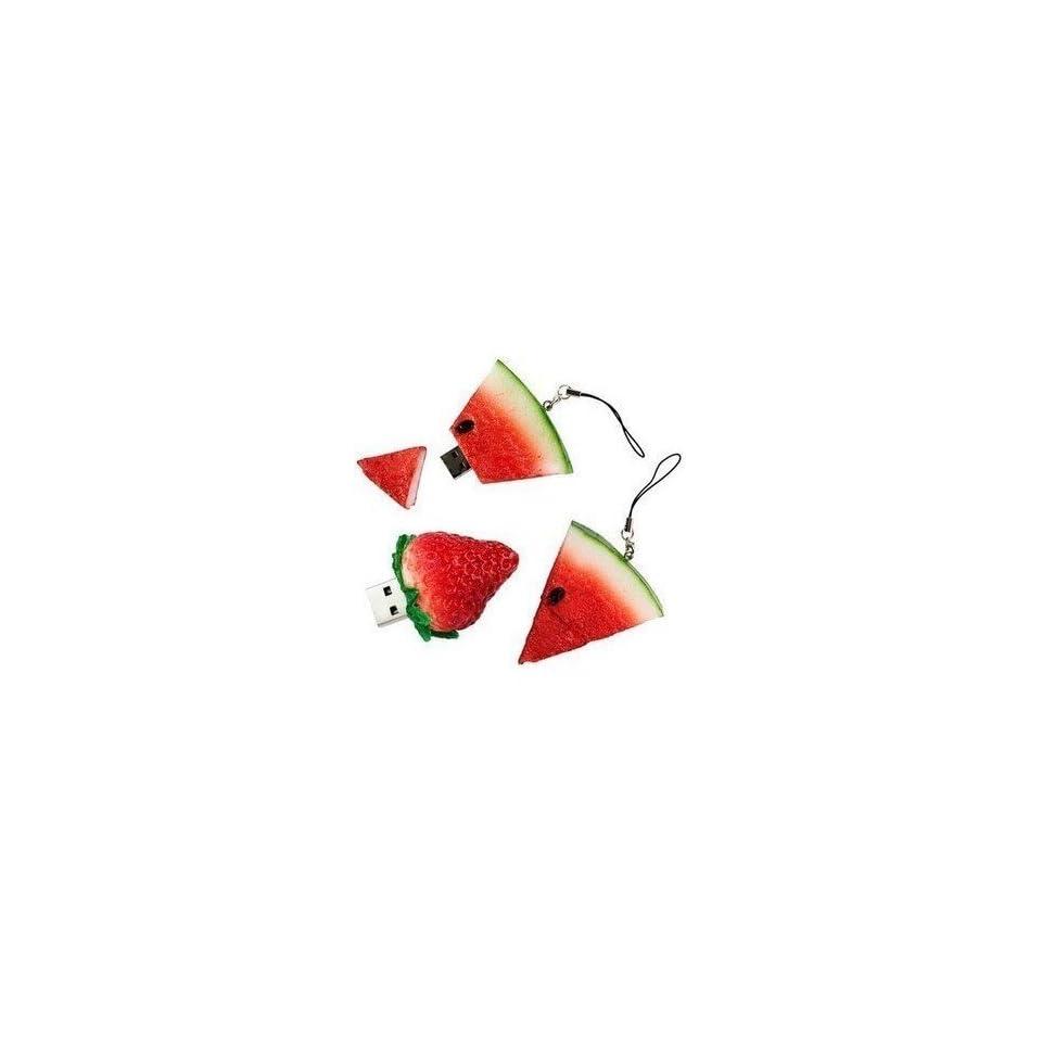 Watermelon Shape 8gb USB Flash Drive
