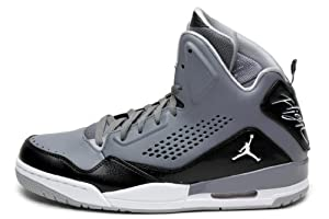 Nike Jordan SC-3 Men Sneakers Cool Grey/Black/Wolf Grey/White 629877-004 (SIZE: 10.5)