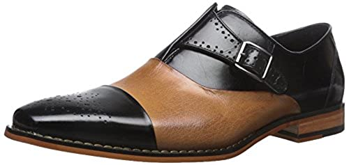 05. Stacy Adams Men's Tipton Monk Strap