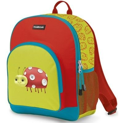 Crocodile Creek Toddler Backpack Ladybug