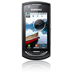 Samsung S5620 Monte Unlocked Quad-Band GSM Phone with 3 MP Camera, Wi-Fi, GPS, E-Mail, Stereo Bluetooth