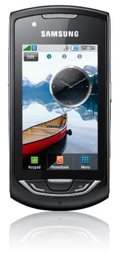 Samsung S5620 Monte Unlocked Quad-Band GSM Phone
