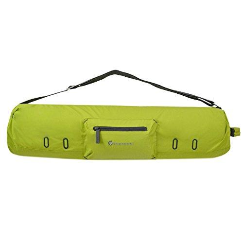 sherpani-spree-yoga-mat-holder-chartreuse-one-size