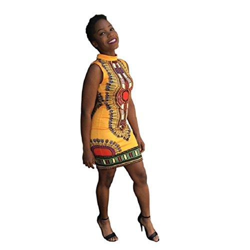 feitong-women-sleeveless-fashion-african-print-package-hip-cheongsam-tops-casual-print-dress-m-yello