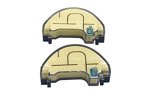 Lot de 2. Filtre pour Balai à Vapeur Hoover U67 compatible avec appareils à jet de vapeur