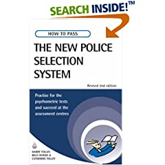 How to Pass the New Police Selection System
