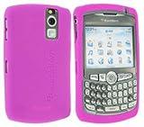 RIM HDW-13840-008 Blackberry Curve Silicone Skin - Magenta
