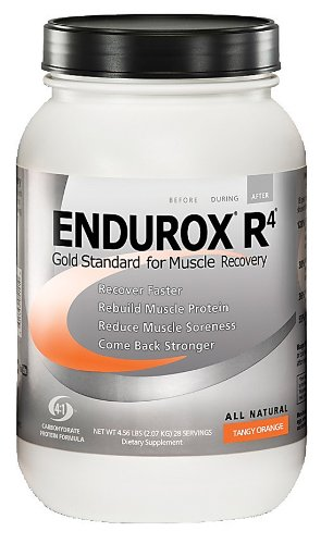 Accelerade Endurox R4 Tangy Orange 4.56 lbs