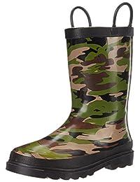 Western Chief Camo Rain Boot (Toddler/Little Kid/Big Kid)