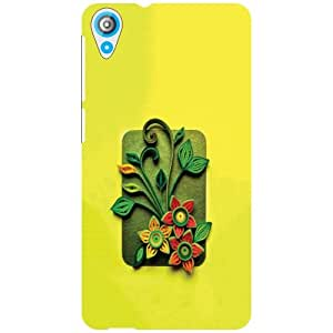 HTC Desire 820 Printed Mobile Back Cover
