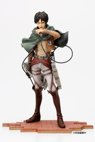 Sen-ti-nel Brave-Act Eren Jaeger 'Attack on Titan' Model Kit