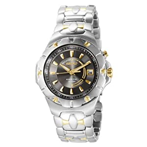 Seiko Men&#39;s SKA192 Kinetic Watch