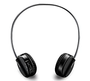 buy rapoo bluetooth stereo fashion headset h6020 black online at low prices in. Black Bedroom Furniture Sets. Home Design Ideas