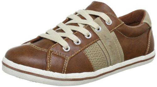 Nothing Lasts Forever 432 076 Trainers Boys Brown Braun (cognac 453) Size: 1 (33 EU)