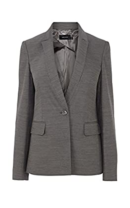Masculine tailored jacket