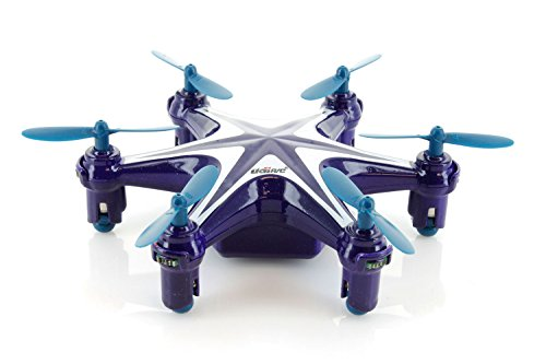 UDI-U846-24Ghz-4-Channel-6-AXIS-RC-Headless-Tiny-Mini-UFO-Blue-color
