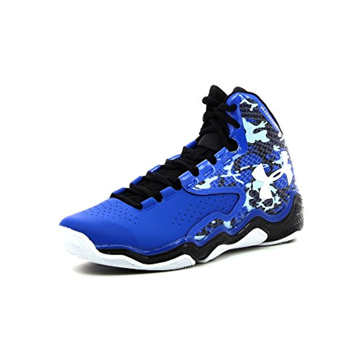 under armour men's clutchfit lightning basketball shoes