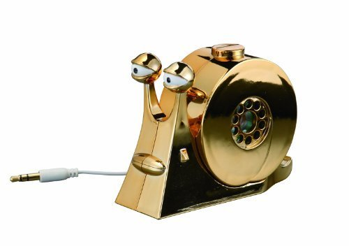 One Piece Den Den Mushi Portable Speaker (Gold) by WAKAMATSUYA den blaa diamanten