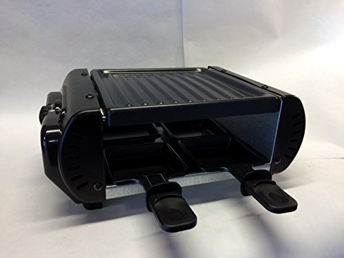 4 Person Raclette Grill by HouseCo (Raclette Grill 4 Person compare prices)