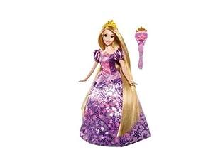 Disney - Rapunzel Luces Mágicas (Mattel)